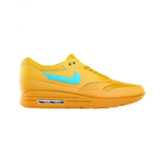 Sarı Performans Ayakkabıları