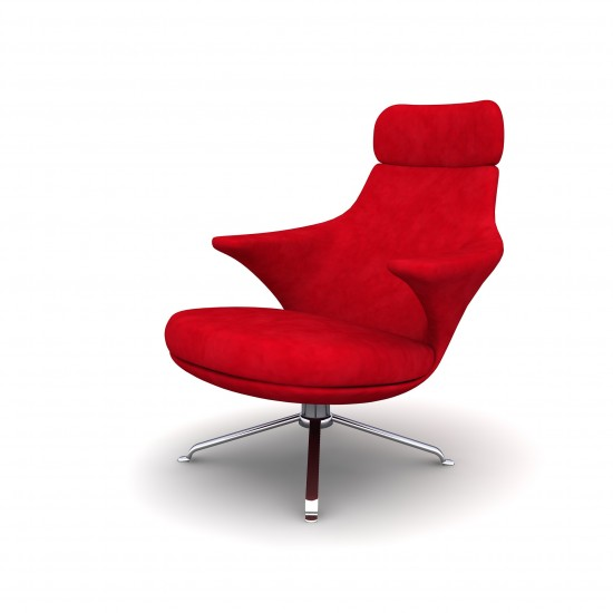 Red Small Chair